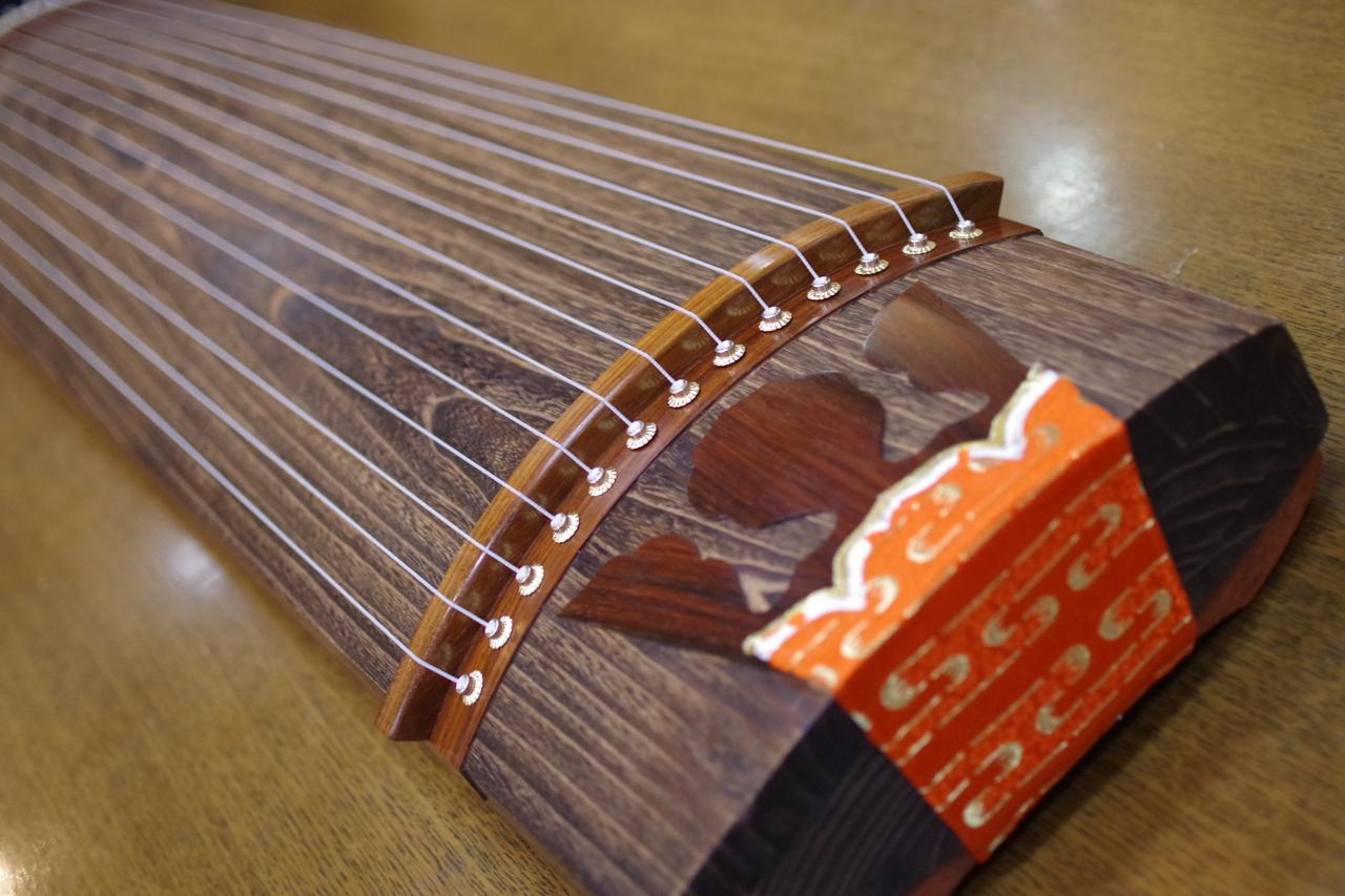 琴(箏)の産地から「新福山箏」を販売【ガッキコム】