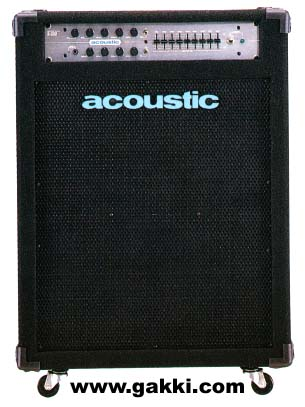 acoustic Bass Amp