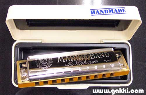 HOHNER MARINE BAND Low-E