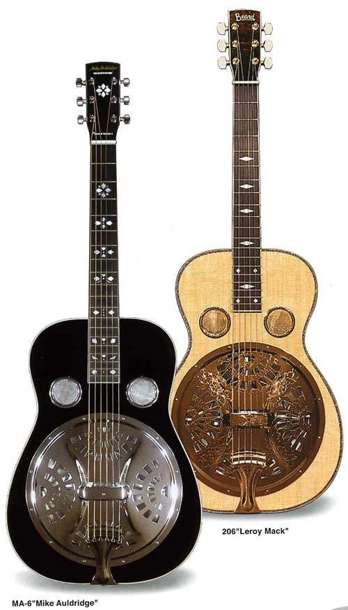 Beard Resonator Guitar