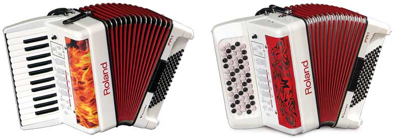 Roland V-Accordion FR-1