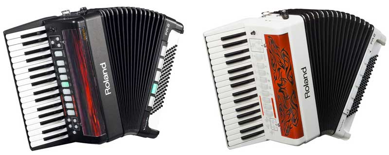 Roland V-Accordion FR-2