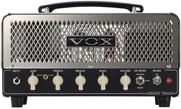 VOX compact tube HEAD AMP