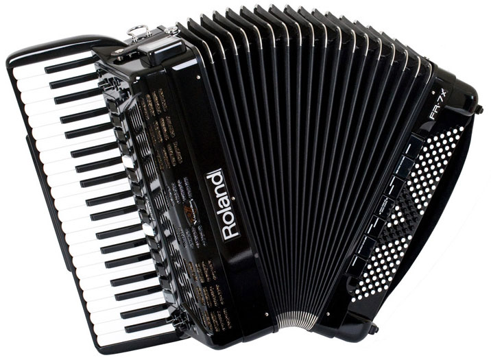 Roland V-Accordion FR-7X