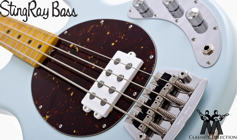 MUSIC MAN StingRayBass